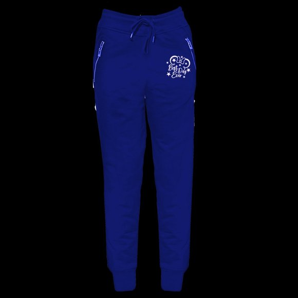 Women's Best Day Ever Minnie Jogger Sweatpants